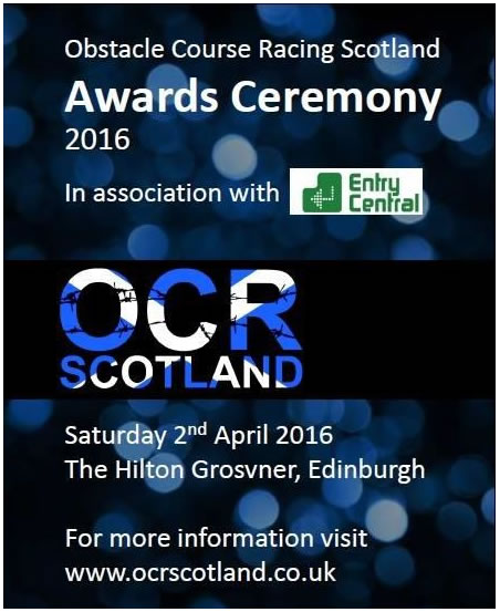 OCR Scotland Awards Ceremony