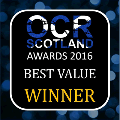OCR - Best Value Winner